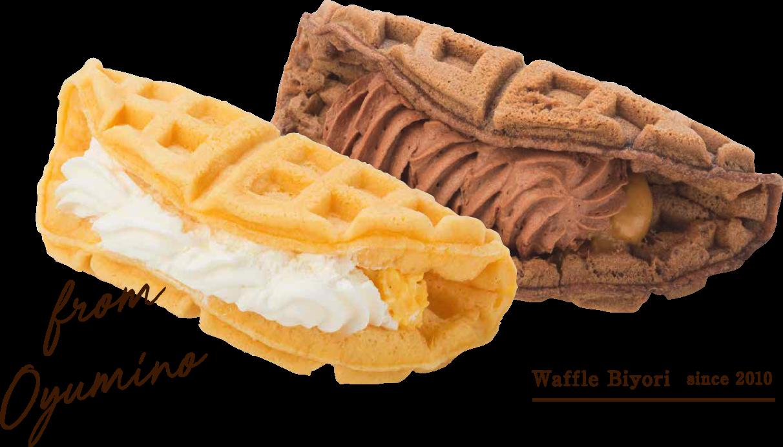 waffle biyori since 2010